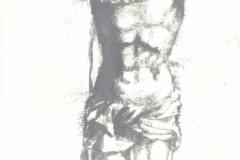 Crocifissione - 1968 35 x 50