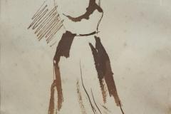Figura di donna - 1950 - 20 x 30