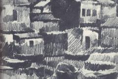 Portopalo - 1950  - 30 x 40