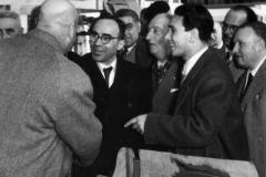 Foto 1949 Firenze 001 con La Pira
