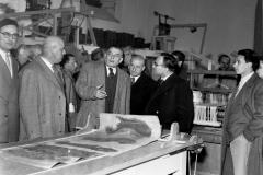Foto 1949 Firenze con La Pira 001