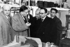 Foto 1949 Firenze con La Pira 002