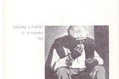 Catalogo della mostra - 1965