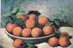 Piatto di frutta - 1975