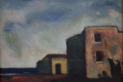 Paesaggio marino - 1963 - Olio 35 x 45