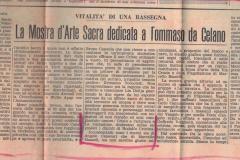 L' OSSERVATORIO ROMANO - 11-08-1966