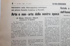 La vita Diocesana - 18-12-1983